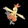 Характеристики покемона Combusken #256