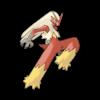 Характеристики покемона Blaziken #257