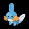 Характеристики покемона Mudkip #258