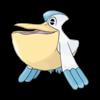 Характеристики покемона Pelipper #279