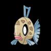 Характеристики покемона Feebas #349
