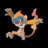 Характеристики покемона Monferno #391