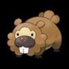 Характеристики покемона Bidoof #399