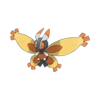 Характеристики покемона Mothim #414