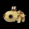 Характеристики покемона Hippopotas #449