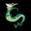Характеристики покемона Serperior #497