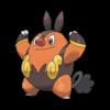 Характеристики покемона Pignite #499