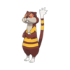 Характеристики покемона Watchog #505
