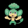 Характеристики покемона Pansage #511