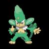 Характеристики покемона Simisage #512