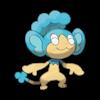 Характеристики покемона Panpour #515