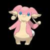Характеристики покемона Audino #531