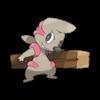 Характеристики покемона Timburr #532