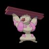 Характеристики покемона Gurdurr #533