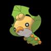 Характеристики покемона Sewaddle #540