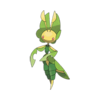 Характеристики покемона Leavanny #542