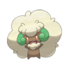 Характеристики покемона Whimsicott #547