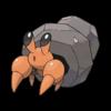Характеристики покемона Dwebble #557