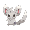 Характеристики покемона Minccino #572