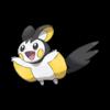 Характеристики покемона Emolga #587