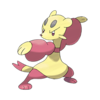 Характеристики покемона Mienfoo #619
