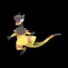 Характеристики покемона Heliolisk #695