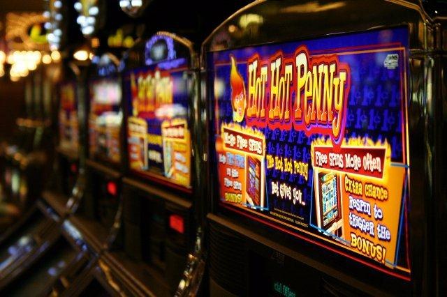 Игровые автоматы и слоты от Вулкан казино