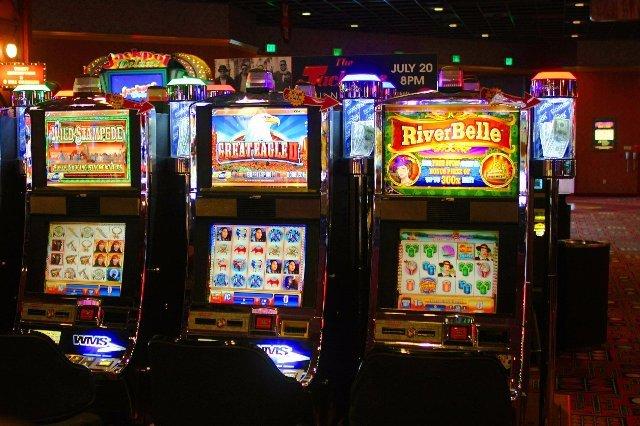 Слот-машины от казино Вулкан Платинум