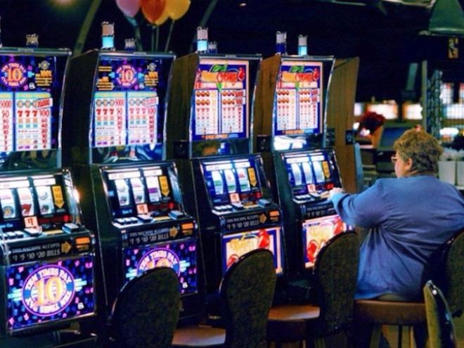 Игровой автомат Гараж от казино Вулкан